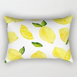 Make Lemonade! Rectangular Pillow