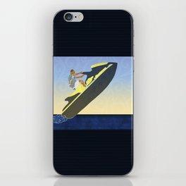 Personal watercraft iPhone Skin