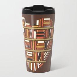 I Heart Books Travel Mug