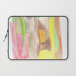 171013 Invaded Space 9 abstract shapes art design  abstract shapes art design colour Laptop Sleeve
