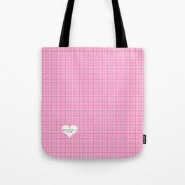 Japanese Kawaii Lolita - Tiny Heart Tote Bag
