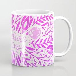 Adventure is Calling – Unicorn Palette Coffee Mug
