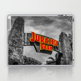 Jurassic Park Laptop & iPad Skin