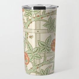 Save Trellis by William Morris (1834-1896). Travel Mug