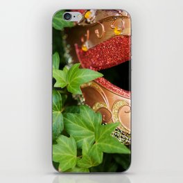 See Me As I Was, Not As I Am iPhone Skin