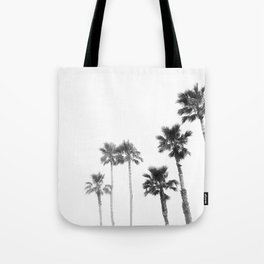 Tranquillity - bw Tote Bag