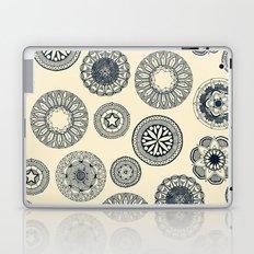 mandala cirque spot cream Laptop & iPad Skin