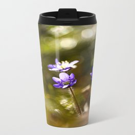 Beautiful Surprise In Spring Forest Travel Mug