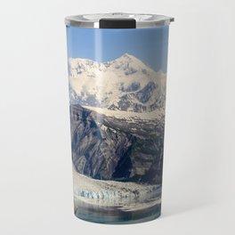 Mountain Lake Landscape Travel Mug