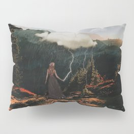...remember that the danger that is most to be feared is never the danger we are most afraid of. Pillow Sham