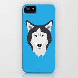 Lance Bright Blue iPhone Case
