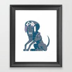 Father Kino's Little Dog Framed Art Print
