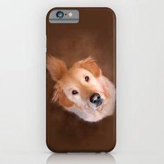 Golden Retriever Slim Case iPhone 6s
