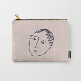 always suspicious Carry-All Pouch