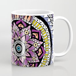asymeric yoga inspiration Coffee Mug