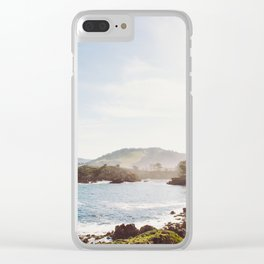 Point Lobos Clear iPhone Case