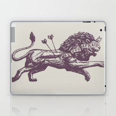 Be Not Afraid Laptop & iPad Skin