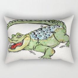 All-I-Grator Rectangular Pillow