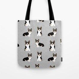 TriCorgis - Cute corgi, dog pet, corgi decor, corgi pillow, corgi bedding, corgi pattern, cute corgi Tote Bag