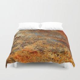 Beautiful Rust Duvet Cover