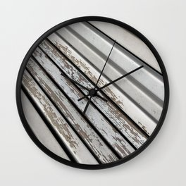 TRANSience Wall Clock