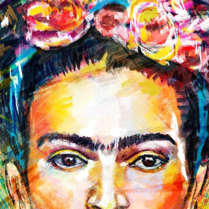 Frida Kahlo Leggings