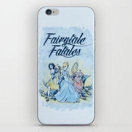 Fairytale Fatales iPhone Skin