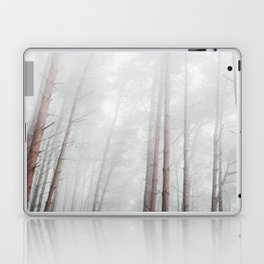 into the woods I go to find my soul Laptop & iPad Skin