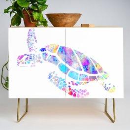 Sea Turtle Credenza