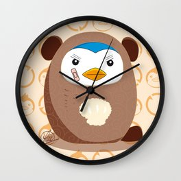 N°1 - Perfect Disguise Wall Clock