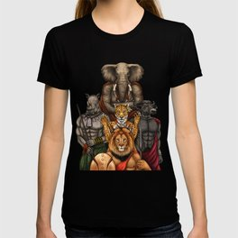 The Big Five T-shirt