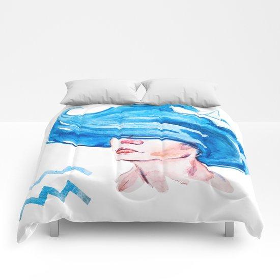 Aquarius Comforters