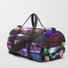 Patron Silver Duffle Bag