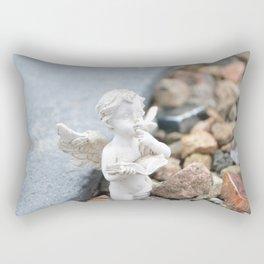 An Angel Rectangular Pillow