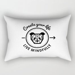 #CREATEYOUROWNADVENTURE Design 001 Rectangular Pillow