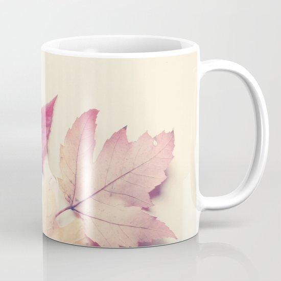 Red Maple Leaf Collection Mug