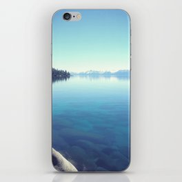 Tahoe Dreaming iPhone Skin