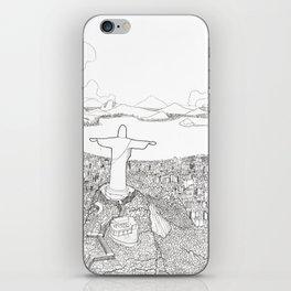 Rio di Janeiro iPhone Skin