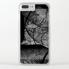 RESILLE Clear iPhone Case