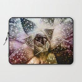 Twilight Cactus Flower Laptop Sleeve