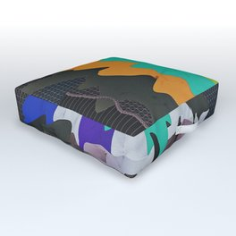°°°°°° Outdoor Floor Cushion
