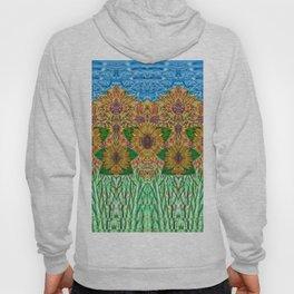 Sunflower Field  Hoody