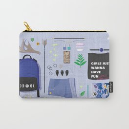 Modern Artemis Flatlay Carry-All Pouch