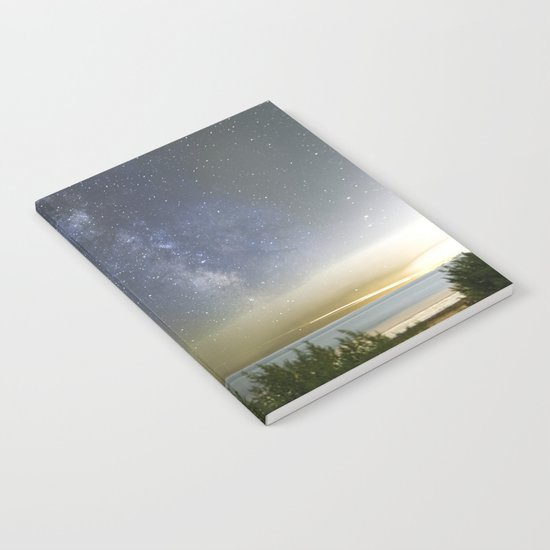 Milkyway at Pebble Beach Notebook