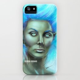 Will o' the Wisp iPhone Case