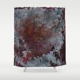 Ashes of Destiny Shower Curtain