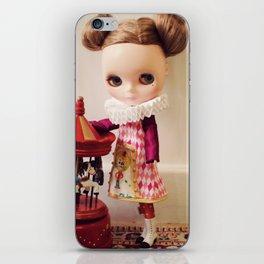 Blythe Lovely Clown iPhone Skin