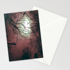 Day Moon Stationery Cards