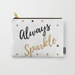 Always Sparkle Carry-All Pouch