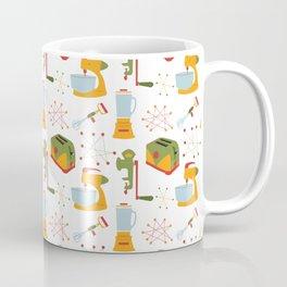 Retro Kitchen - Orange and Green Coffee Mug